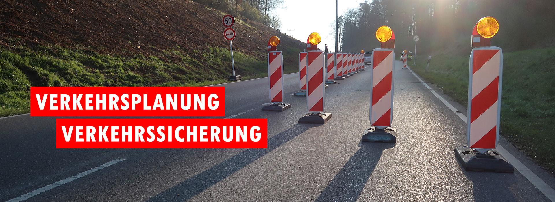 Slide-Verkehrssicherung